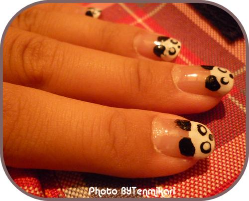 Japanese Nail design !!