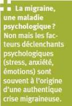 La fibromyalgie : La douleur en question (17)