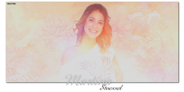 Création 1 [Martina Stoessel]