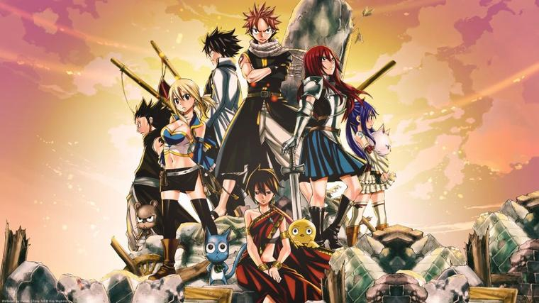 La suite de mes images de Fairy Tail <3