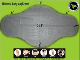 Composition du Body Wrap