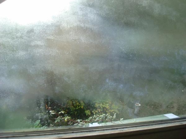 Comment glaçer une fenêtre de salle de bain soi même!!