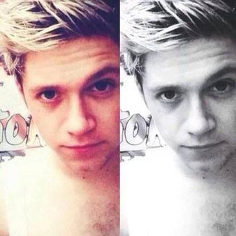Il se ressemblent non? luke and Niall