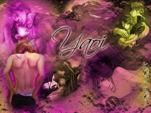 Le Yaoi ♥ ?!