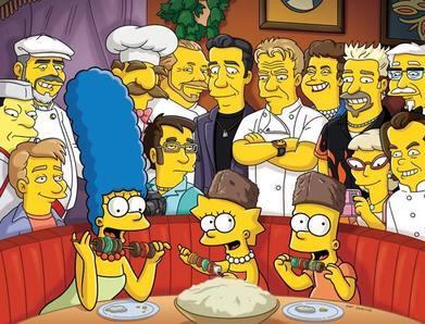 Saison 23 épisode 5 - The Food Wife