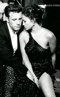Ben Affleck : Dans le clip de Jennifer Lopez.