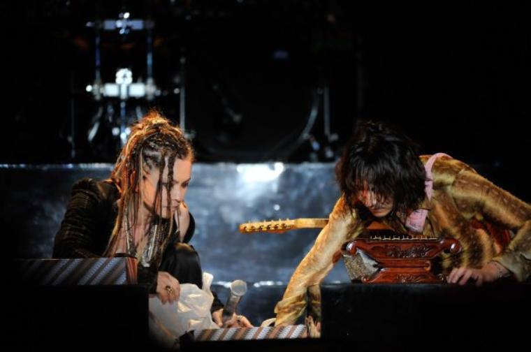 L'Arc-en-Ciel world tour 2012 Jakarta