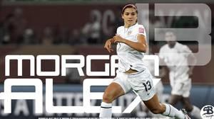 Alex Morgan I ♥♥♥♥ U ! http://www.alexmorgansoccer.com