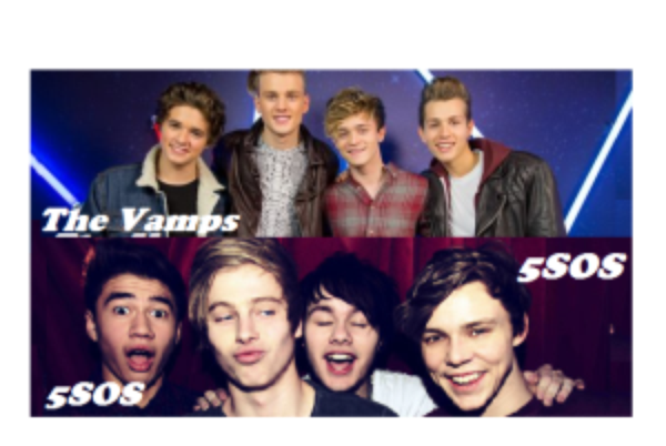 2e duel : The Vamps VS 5 Seconds Oof Summer