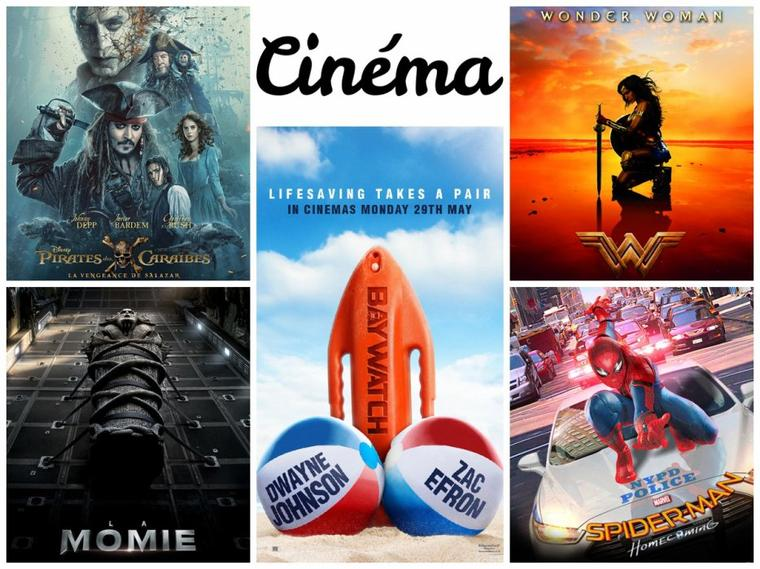 Mon planning cinéma en 2017