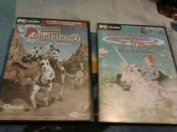 Jeux pc chevaux