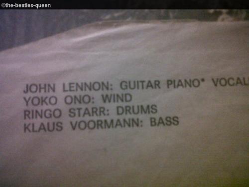 Ma péripétie Lennoniène :D
