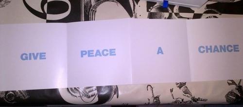 Je suis la fan de John Lennon la plus comblée au monde ♥
