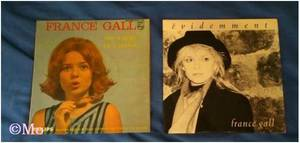 Ma collection France Gall ♥