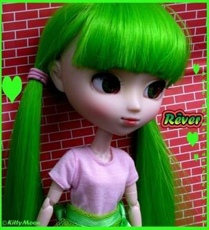 La green attitude