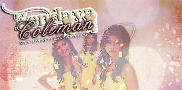 * Bienvenue sur Zenda-Col, ta source d'actualité pour suivre Zendaya Coleman !  .