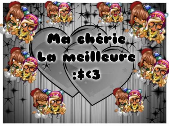MA* Chérie :$♥♥♥