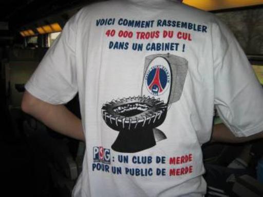 anti parisien