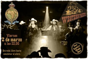 ¡Western Pacific en concierto!