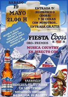 Fiesta Coors Rancho El Encuentro!