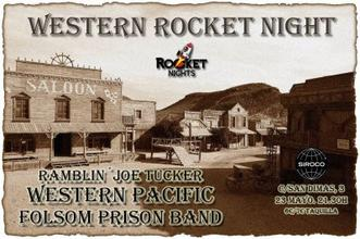Festival Country Rocket Night!