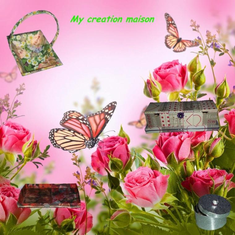 My création maison