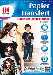 Test produit ... papier transfert