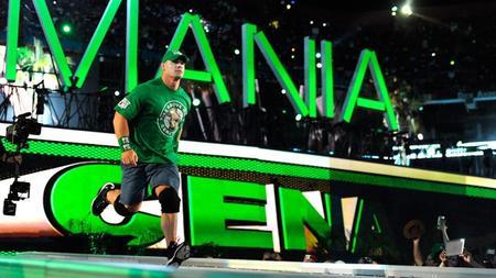 Présentation de John Cena