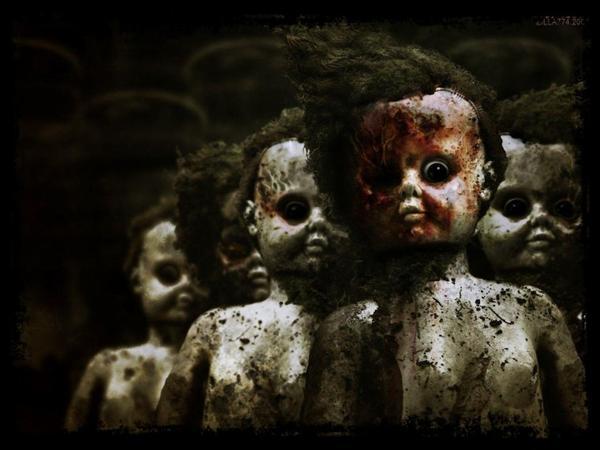 Black Dream - Les milliers de poupée porcelaine tueuse