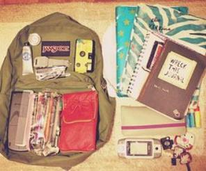 Back to school: mon organisation des cours