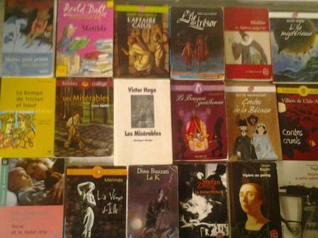 Images des livres