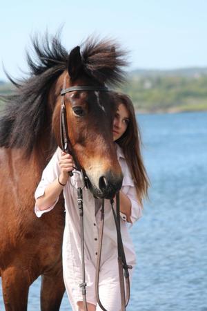 Si tu n'es pas en équilibre avec le cheval, le cheval fait erreur.