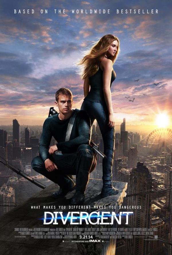 Divergent : Bande annonce