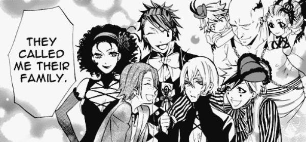 BONNE NOUVELLE : anime black butler