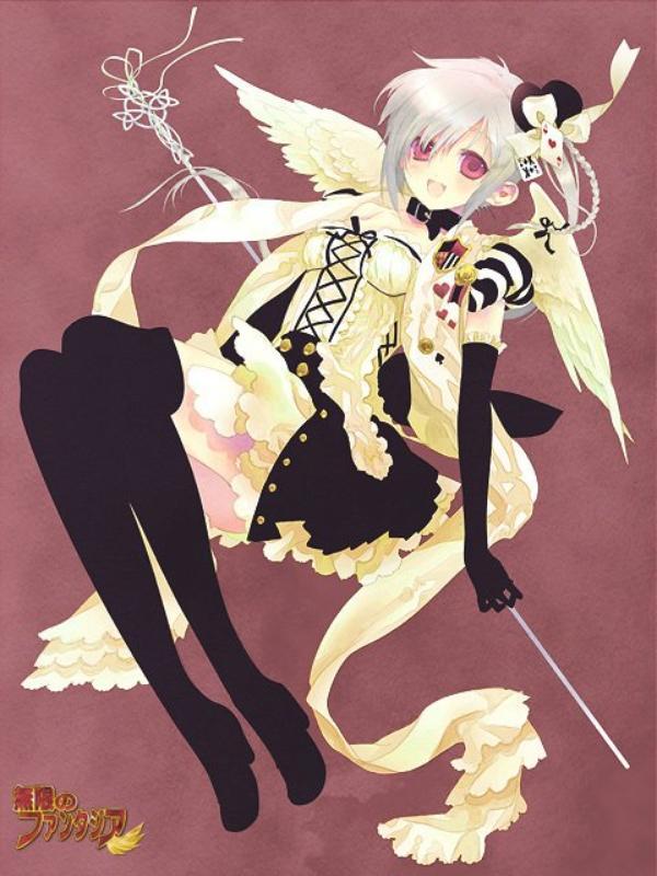 ♛ Tenshi ~ Ange