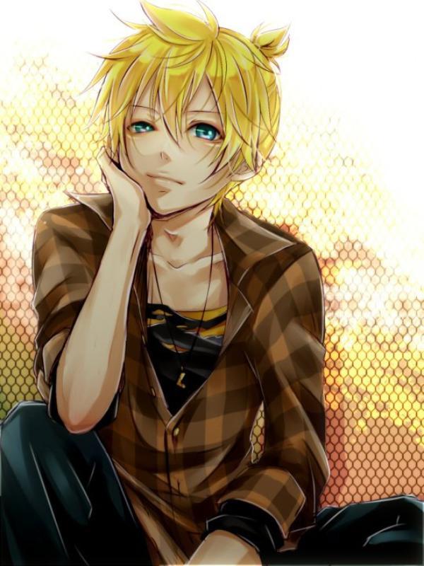Vocaloid ~ Len Kagamine