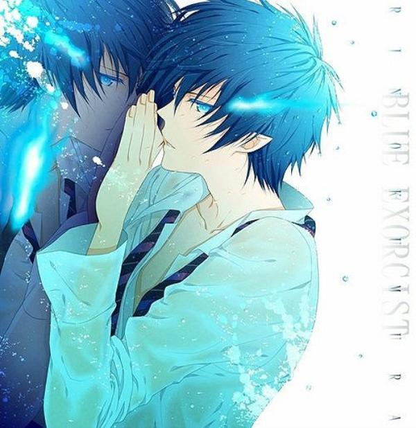 ~ Blue And boy