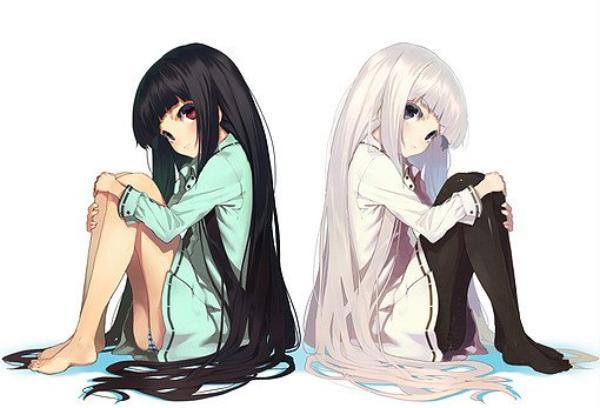 Black or White ?