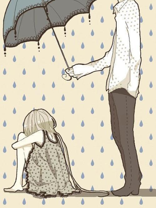 ~ Pluie & Amour