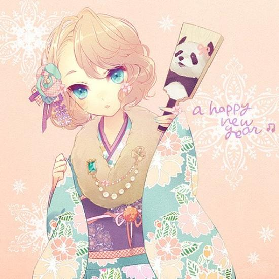 ~ Kimono