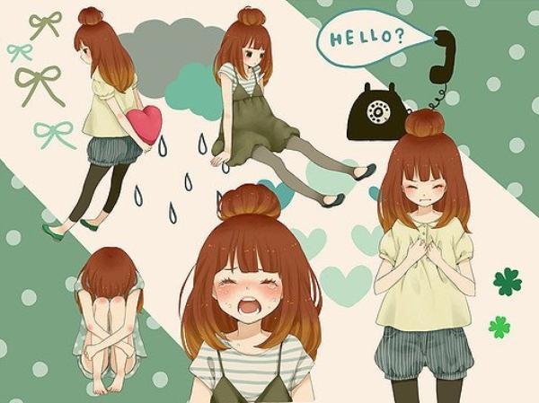 ~ Cute expression