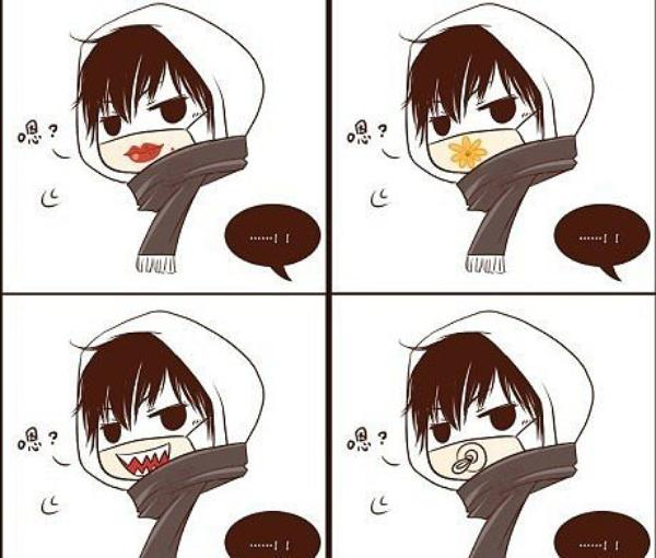 ~ Funny masque xD