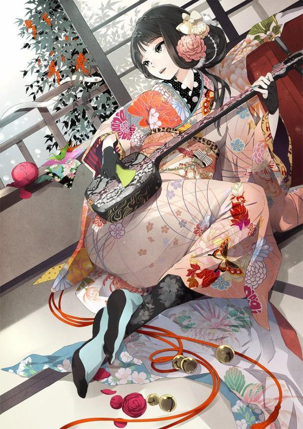 ~ Kimono ou Yukata *.*