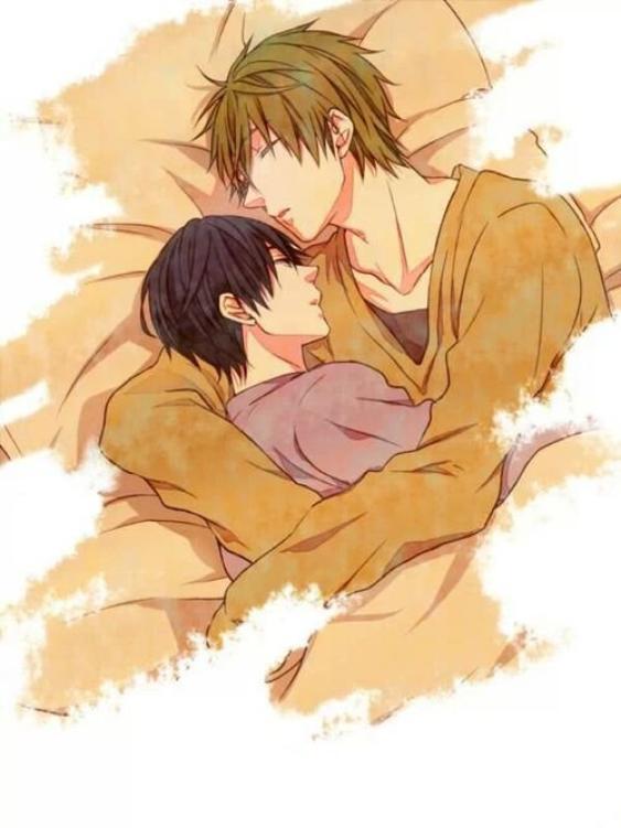 ~ Dormir avec son chéri ><