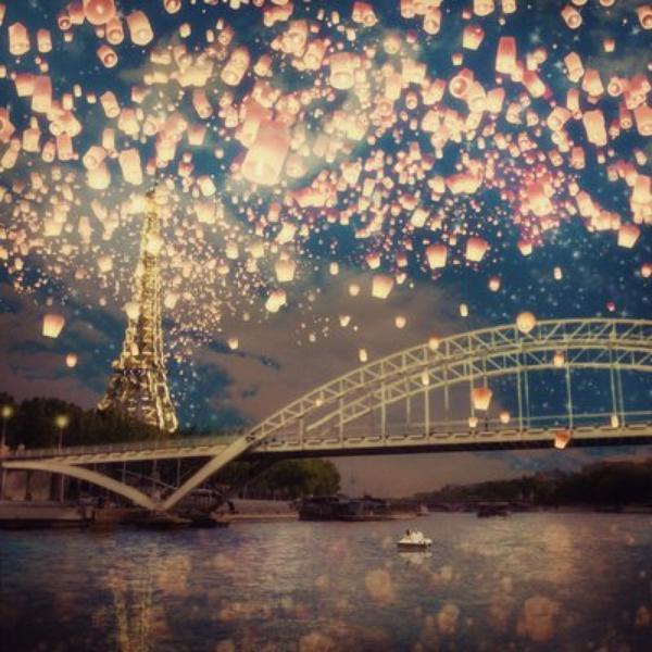 ~ Des lanternes *.*