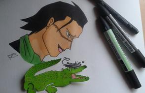 Dessins de Sir Crocodile *3*