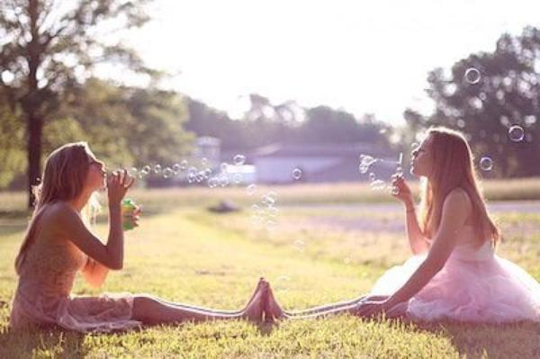 L'amitié est sacrée.