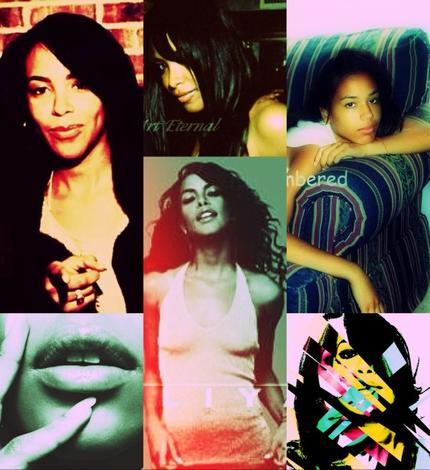 Anniversaire de Aaliyah