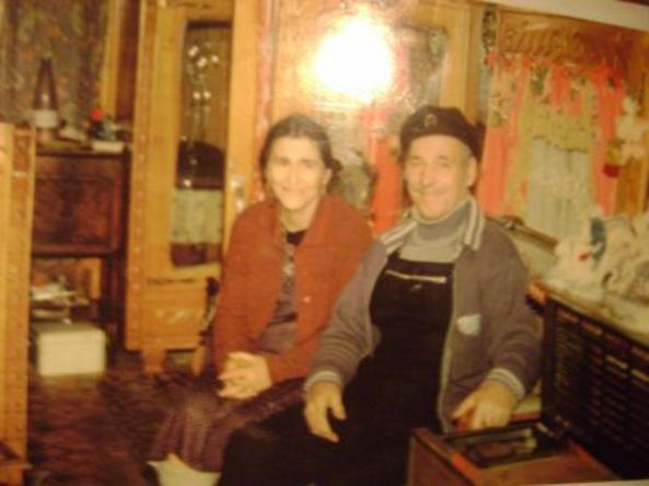 victor weigert et ca femme rachel becker la soeur d'alice becker michto cette photo