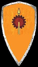 13. A SONG OF ICE AND FIRE - LE TRONE DE FER - Géographie de Westeros : Dorne Fief de la maison Martell